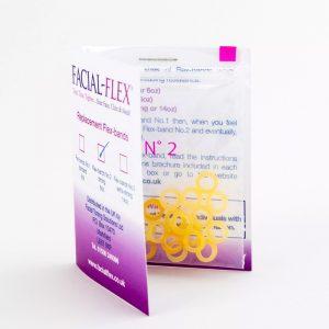 FACIAL-FLEX® No.2 Flex Bands Pack